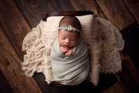 Newborn Photographer Colorado Springs, CO | Baby Jemma | Fort Carson Baby Portraits