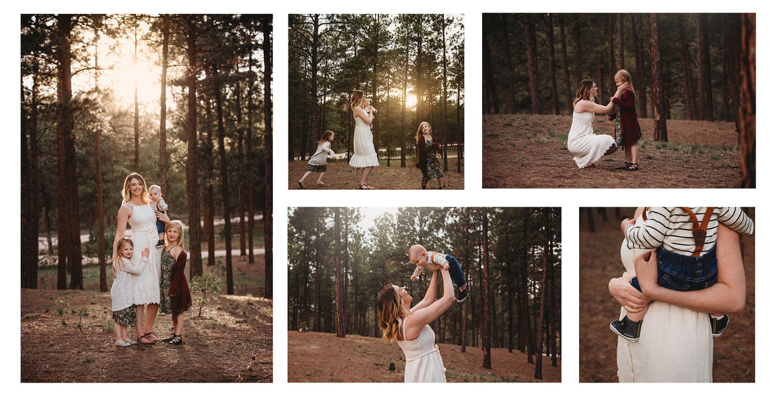 Colorado Springs Family photographer Fox Run Park