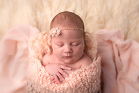 Quinn | Leavenworth Newborn Portraits | Kansas City Photographer