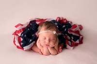 Tenley | Fort Leavenworth Newborn Portraits