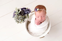 Grace W | Newborn Portraits | Colorado Springs, Fort Carson Newborn Photographer