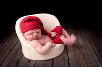 Baby Roman | Colorado Springs Newborn Portraits | Baby Photography