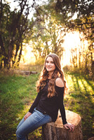 Mackenzie Manley | Senior Portraits | Colorado Springs, CO